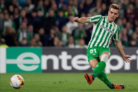 Giovani Lo Celso có câu trả lời cho Real và Barca hình ảnh