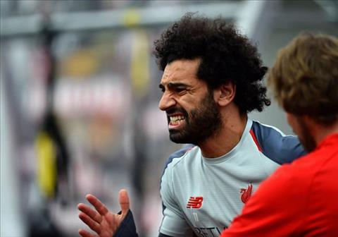 Phong độ của Mohamed Salah ảnh hưởng đến thành tích của Liverpool hình ảnh
