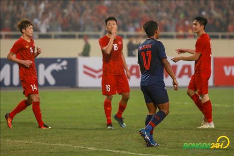 Thanh Chung U23 Viet Nam vs U23 Thai Lan