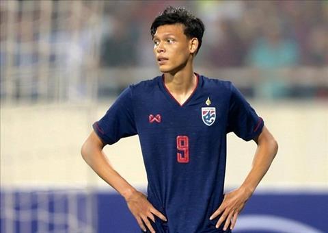 Người Thái lo ngại sau khi cầu thủ đấm Đình Trọng bị treo giò hình ảnh