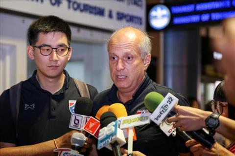 HLV U23 Thái Lan hứa rút kinh nghiệm sau khi về nước hình ảnh