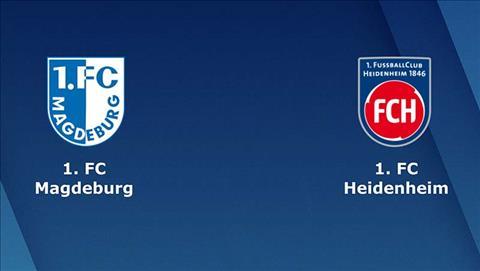 Magdeburg vs Heidenheim 0h30 ngày 303 (Hạng 2 Đức 201819) hình ảnh