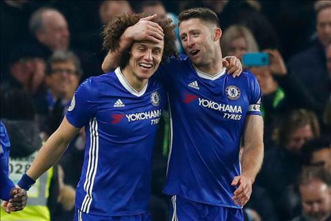 Didier Drogba khuyên Chelsea giữ David Luiz và Gary Cahill hình ảnh