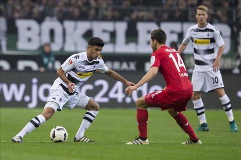 Dusseldorf vs Gladbach 21h30 ngày 303 (Bundesliga 201819) hình ảnh