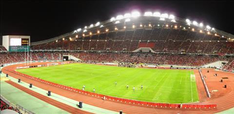 Rajamangala la SVD quoc gia cua Thai Lan, nam o thu do Bangkok. SVD nay co suc chua 49.722 khan gia va duoc danh gia nhieu kha nang la noi dien ra tran chung ket tai VCK U23 chau A 2020.