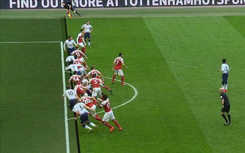 Tinh huong viet vi ro rang cua Tottenham