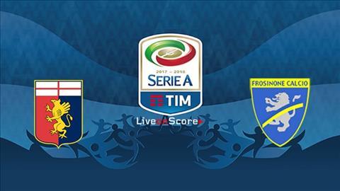 Genoa vs Frosinone 21h00 ngày 33 (Serie A 201819) hình ảnh