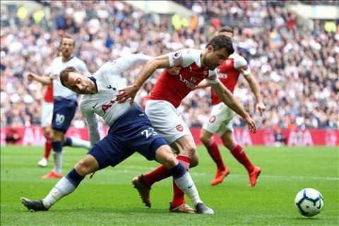 HLV Emery khen ngợi Sokratis sau trận hòa Tottenham hình ảnh