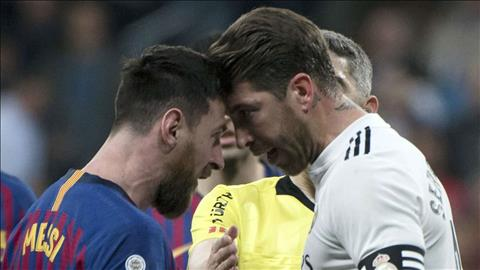 HLV Ernesto Valverde phát biểu về Messi sau trận Siêu kinh điển hình ảnh