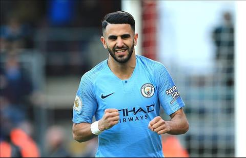 Man City thang bournemouth Mahrez lap cong