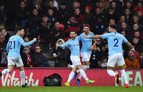 Man City thang bournemouth 1-0