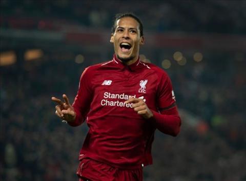 Virgil van Dijk nói về trận Everton vs Liverpool hình ảnh