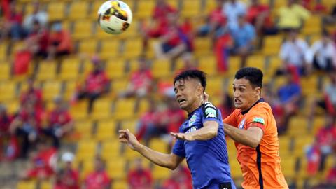 Bình Dương vs Đà Nẵng 17h00 ngày 33 (V-League 2019) hình ảnh
