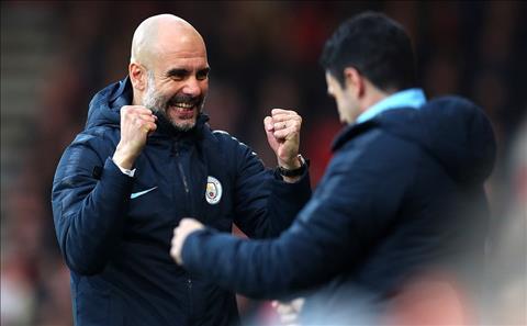 HLV Pep Guardiola của Man City khen ngợi Liverpool hay như Barca hình ảnh