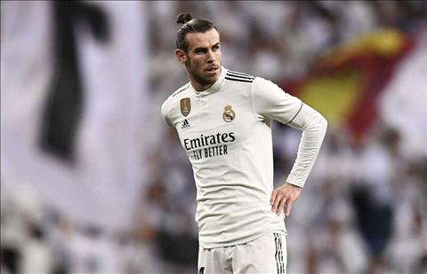 Gareth Bale quyết tâm rời Real Madrid ở Hè 2019 hình ảnh