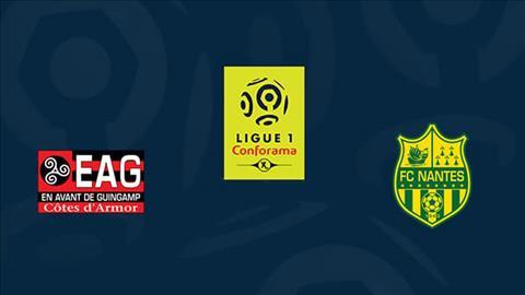 Guingamp vs Nantes 21h00 ngày 33 (Ligue 1 201819) hình ảnh