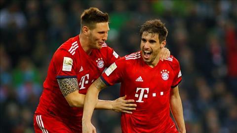 Video bàn thắng kết quả Gladbach vs Bayern Munich 1-5 Bundesliga hình ảnh