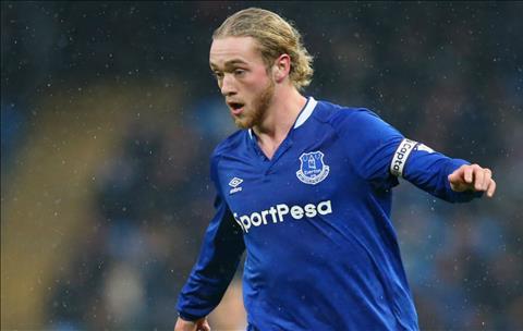Tom Davies phát biểu trước trận Everton vs Liverpool hình ảnh