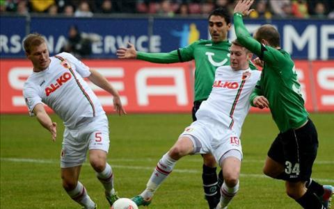 Nurnberg vs Augsburg 21h30 ngày 303 (Bundesliga 201819) hình ảnh