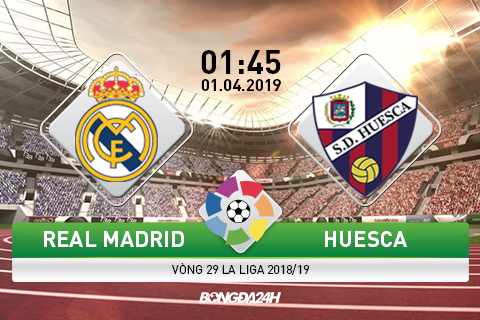 Preview Real Madrid vs Huesca