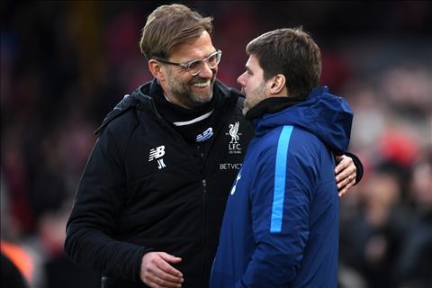HLV Klopp và Pochettino phát biểu trận Liverpool vs Tottenham hình ảnh