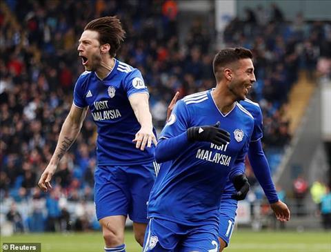 5 điểm nhấn trận Cardiff vs Chelsea vòng 32 Ngoại hạng Anh hình ảnh