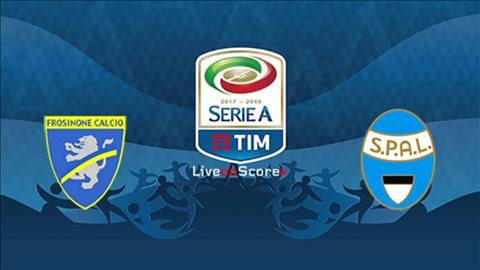 Frosinone vs Spal 20h00 ngày 313 (Serie A 201819) hình ảnh
