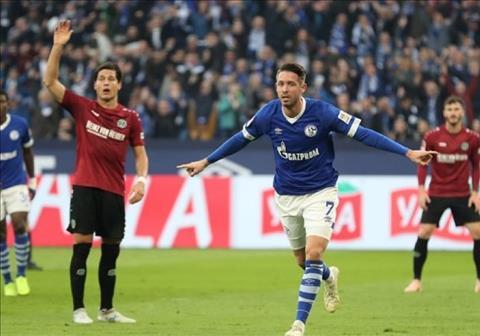 Hannover vs Schalke 20h30 ngày 313 (Bundesliga 201819) hình ảnh