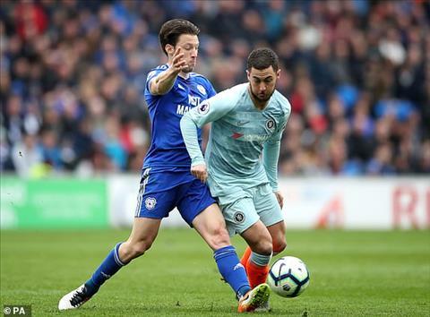 Chelsea phu thuoc qua nhieu vao Hazard