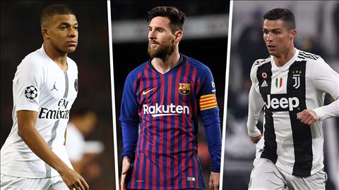 Messi gia tăng cách biệt ở cuộc đua Chiếc giày Vàng châu Âu 2019 hình ảnh