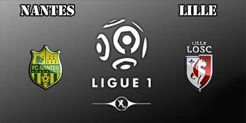 Nantes vs Lille 21h00 ngày 13 Ligue 1 201920 hình ảnh
