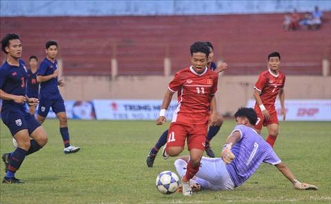 U19 Việt Nam lần thứ 3 chạm trán U19 Thái Lan trong năm 2019 hình ảnh