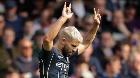 Pep Guardiola tiết lộ về chấn thương của Aguero trước Fulham hình ảnh