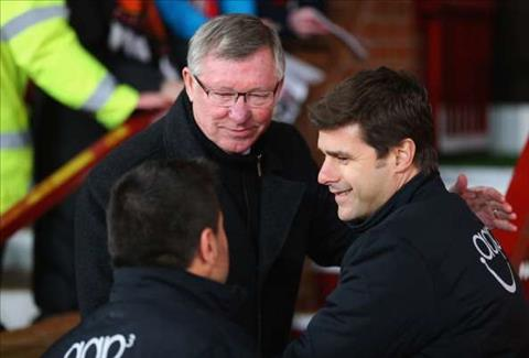 Berbatov cho rang Pochettino co the thanh cong nhu Sir Alex
