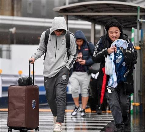 Xuân Trường suy tư cùng Buriram sang Nhật đá Champions League hình ảnh