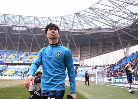 Công Phượng được khen ngợi tại Incheon United hình ảnh