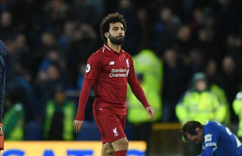 Jurgen Klopp nói về Mohamed Salah sau trận hòa Everton 0-0 hình ảnh