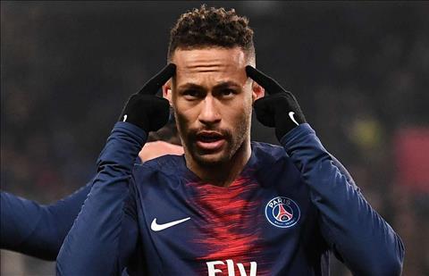 Neymar không muốn rời PSG trong tương lai gần hình ảnh