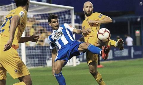 Deportivo vs Alcorcon