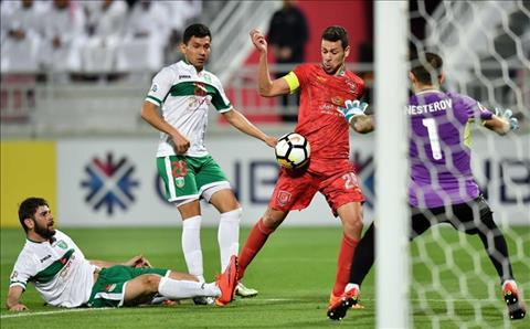 Lokomotiv Tashkent vs Al Wahda 18h00 ngày 43 (AFC Champions League 2019) hình ảnh