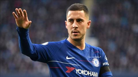 Eden Hazard rời Chelsea gia nhập Real Madrid trong mùa hè 2019 hình ảnh