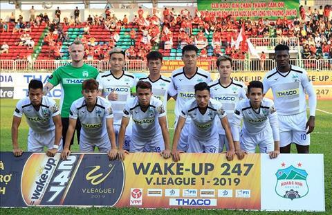 Lý do Tuấn Anh không đá chính ở trận HAGL 1-3 Sài Gòn hình ảnh