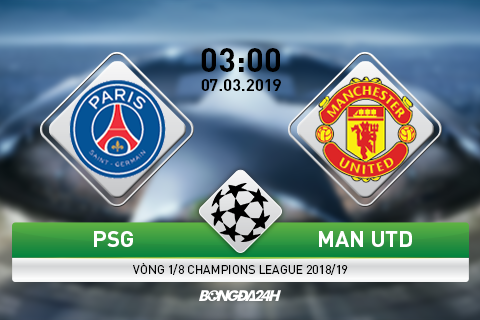 Preview PSG vs Man Utd
