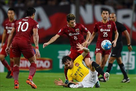 Guangzhou Evergrande vs Sanfrecce Hiroshima 19h00 ngày 53 (AFC Champions League 2019) hình ảnh