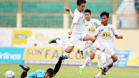 U19 HAGL giành vé vào VCK U19 Quốc gia với thành tích không tưởng hình ảnh