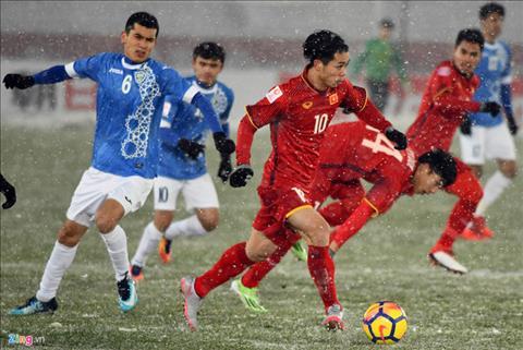 Lịch thi đấu U23 Việt Nam tại vòng loại U23 châu Á 2020 - LTĐ U23 hình ảnh