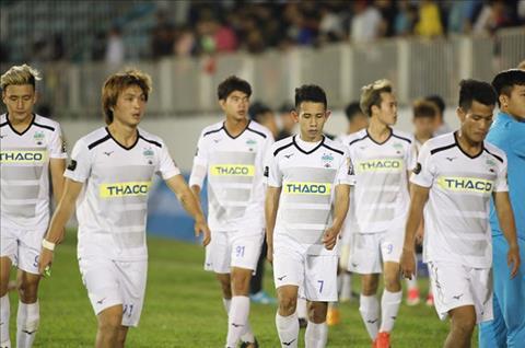 Dư âm HAGL 1-3 Sài Gòn FC Hãy biết tôn trọng khán giả hình ảnh