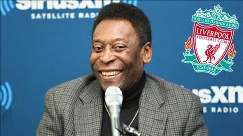 Pele tiên đoán Liverpool vô địch Premier League hình ảnh