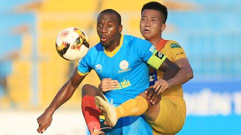 Khánh Hòa vs Hải Phòng 17h00 ngày 53 (V-League 2019) hình ảnh