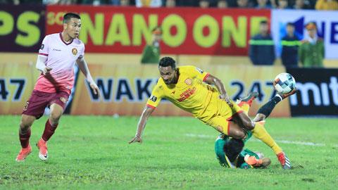 TPHCM vs Nam Định 19h00 ngày 53 (V-League 2019) hình ảnh